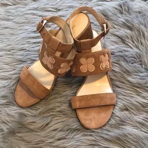 Never worn Nine West heels
